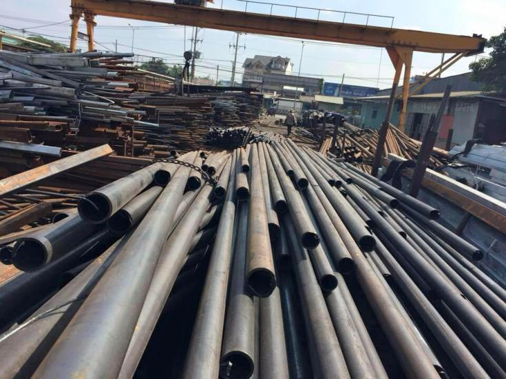 thu mua phế liệu sắt thép tại tphcm